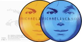 Michael Jackson Invincible 2LP (Picture Disc)