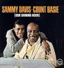 Sammy Davis & Count Basie - Our Shining Hour LP