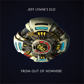 Jeff Lynne's ELO From Out Of Nowhere CD