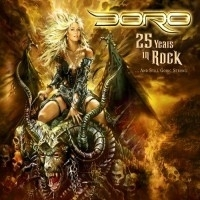 Doro - 25 Years Of Rock LP