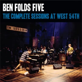 Ben Folds Five The Complete Sessions At West 54th 2LP (Translucent Blue Vinyl)