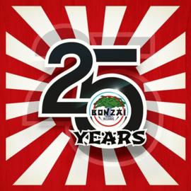 25 Years Bonzai 4LP