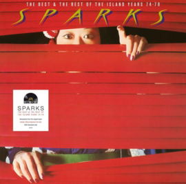 SPARKS BEST OF, THE REST OF THE ISLAND YEARS '74-'78 -RSD- 2LP