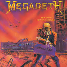 Megadeth - Peace Sell But Who`s Buying LP