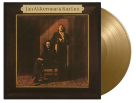 Jan Akkerman & Kaz Lux Eli LP - Gold Vinyl-