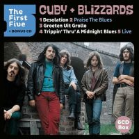Cuby & The Blizzards The First Five 6CD