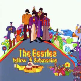 The Beatles Yellow Submarine LP