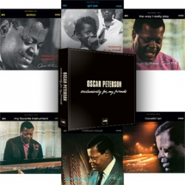 Oscar Peterson Exclusively For My Friends 180g 6LP Box Set