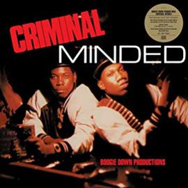 Boogie Down Productions-Criminal Minded 2LP
