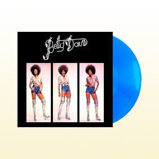 Betty Davis Betty Davis LP -Blue Vinyl-