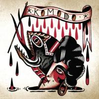 Komodo Komodo LP - Red Vinyl -