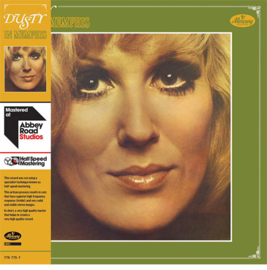 Dusty Springfield Dusty In Memphis LP - Half Speed Master-