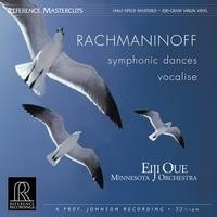 Rachmaninoff - Symphonic Dances HQ LP