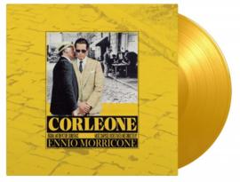 Ennio Morricone Corleone LP - Yellow Vinyl-