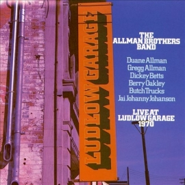 Allman Brothers Band, The Live At Ludlow Garage 1970 3LP (180gr)