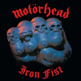 Motorhead Iron Fist 180g LP