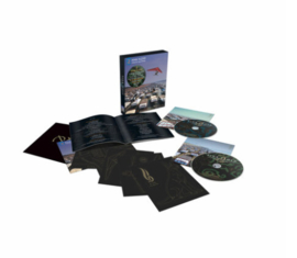 Pink Floyd A Momentary Lapse Of Reason (Remixed & Updated) Blu-Ray & CD