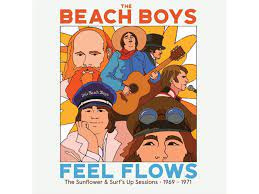 The Beach Boys Feels Flows  The Sunflower & Surf's Up Sessions 1969-1971 2LP