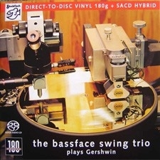 Bassface Swing Trio - Plays Gershwin HQ LP
