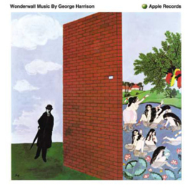 George Harrison Wonderwall Music 180g LP