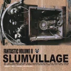 Slum Village Fantastic Volume II (20th anniversary) 2LP