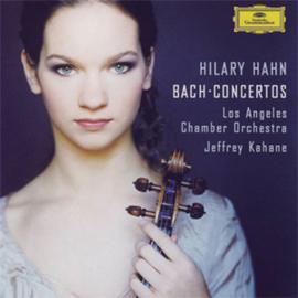 Hilary Hahn Bach Violin Concertos 180g LP & CD