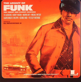 Various Legacy Of Funk 2LP -coloured-