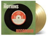 Motions Recorded LP -Gold Vinyl-