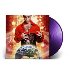 Prince Planet Earth LP - Purple Vinyl-