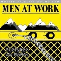 Men At Work - Business As Usual HQ LP
