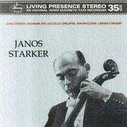 JANOS STARKER SCHUMANN & LALO LP