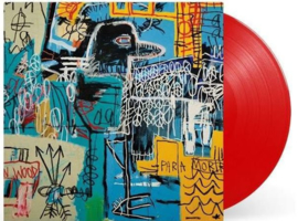 The Strokes The New Abnormal LP - Red Opague Vinyl-