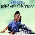 Max & The Upsetters War Ina Babylon LP