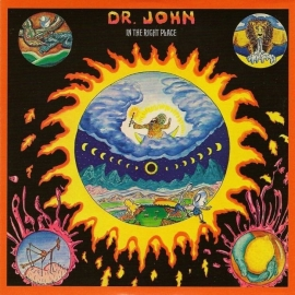 Dr John - In The Right Place LP.