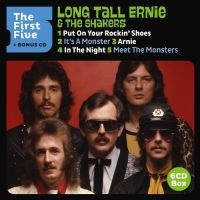 Long Tall Ernie & The Shakers The First Five 6CD