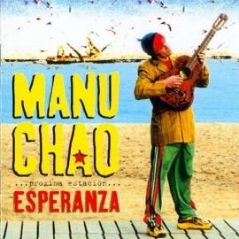 Manu Chao Proxima Etacion Experanza LP + CD