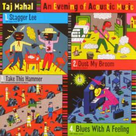 Taj Mahal An Evening Of Acoustic Music LP