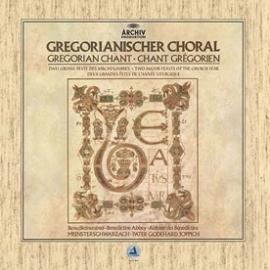 Benediktinerabtei Münsterschwarzach - Gregorianischer Choral HQ LP