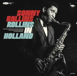 Sonny Rollins  Rollins In Holland: The 1967 Studio & Live Recordings 3LP