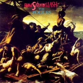 Pogues - Rum Sodemy and the Lash LP