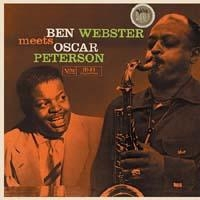 Ben Webster & Oscar Peterson Ben Webster Meets Oscar Peterson 200g 45rpm 2LP