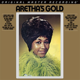 Aretha Franklin Aretha's Gold Numbered Limited Edition 45rpm 180g 2LP