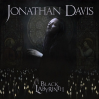 Jonathan Davis Black Labyrinth LP - Marble Smoke Vinyl-