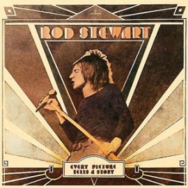 Rod Stewart Every Picture Tells A Story 180g LP
