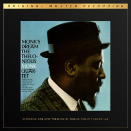 Thelonious Monk Monk's Dream UltraDisc One Step UD1S - 45rpm 180g 2LP Box Set