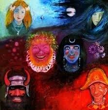 King Crimson In The Wake Of Poseidon HQ LP