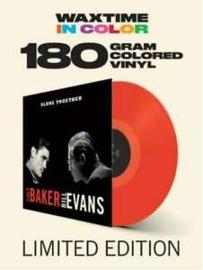 Chet Baker / Bill Evans Alone Together LP - Red Vinyl-