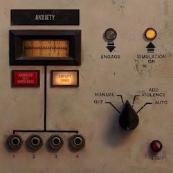 Nine Inch Nails Ad Violence LP