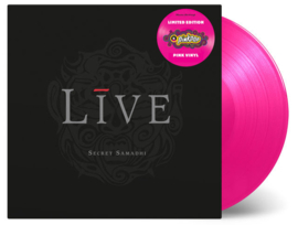 Live Secret Samadi 2LP - Pink Vinyl -