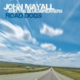 John Mayall & The Bluesbreakers Road Dogs 2LP + CD - Coloured Vinyl-